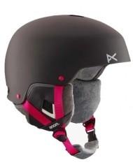 Casco Snowboard Uomo Lynx nero rosa