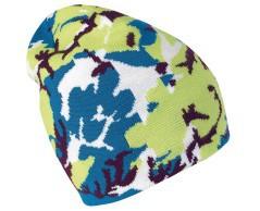 Cappello Camo Reversibile  verde-fantasia