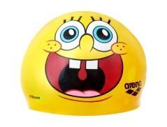 Cuffia Silicone Spongebob Bambino giallo