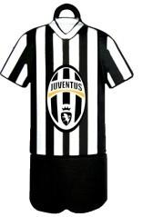 PenDrive 8GB Ufficiale Juventus  bianco nero