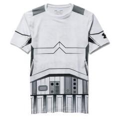T-Shirt Uomo Star Wars bianco