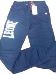 Pantalone Uomo Con Polsino  blu