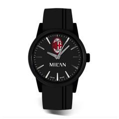 Orologio Slim Milan nero
