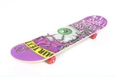 SkateBoard in Acero 80Cm
