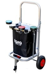 Carrello Portapesci Trout Line Basic