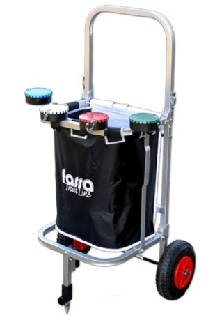 Carrello portapesci trout line basic - Direct line porta un amico ...