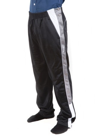 pantaloni tuta adidas con bottoni laterali uomo