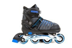 Skates Extendable To Adult size 34-37 black