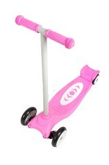 Scooter 4 Wheel pink