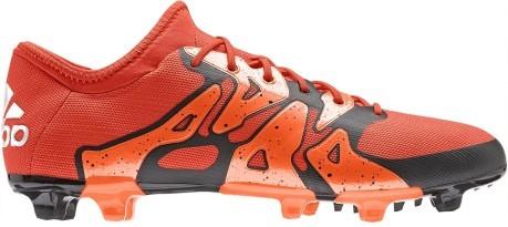 asignación Experto Excursión  Football boots Adidas X 15.2 FG/AG colore Red - Adidas - SportIT.com