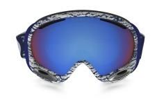 Maschera A-Frame 2.0 bianco-blu