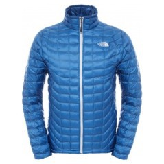 Giacca Uomo ThermoBall Full Zip blu