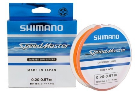Filo Speed Master Tapered Surf  0.26 - 0.57 mm