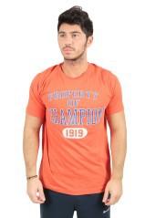 T-Shirt Uomo Game Day Atletics Jersey arancio