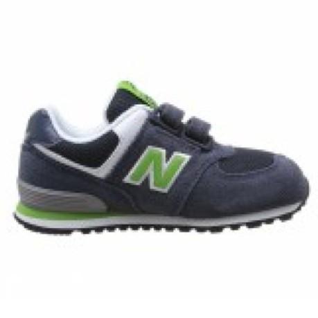 Baby shoes KG 574 Gs colore Blue Green - New Balance - SportIT.com 192e5899c01