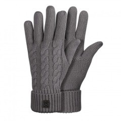 Guanti Donna Be Glove grigio
