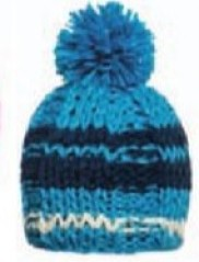 Cappello Donna Cupolina  Multicolor azzurro blu