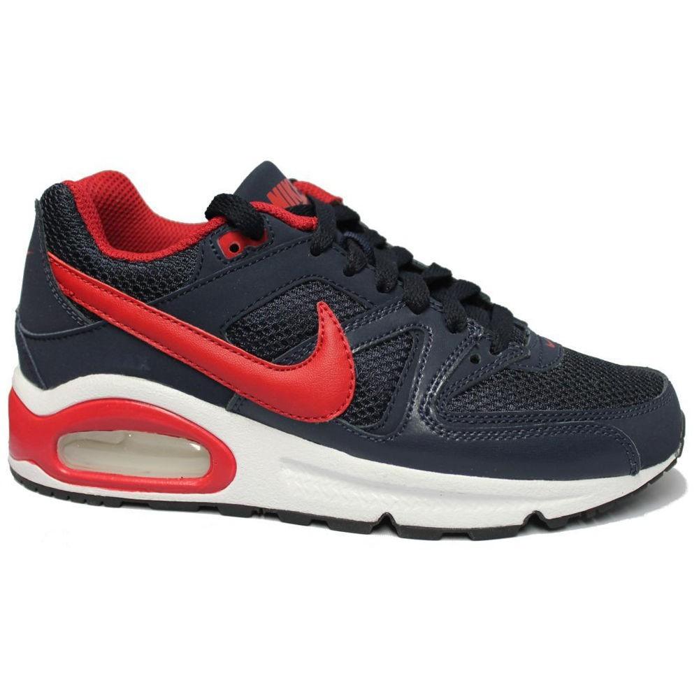 Zapatos Air Nike Comando Max Niño Gs r16qr7
