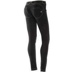 Pantalone donna Jeans nero