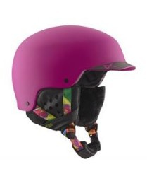Casco da Snowboard Uomo Aera rosa