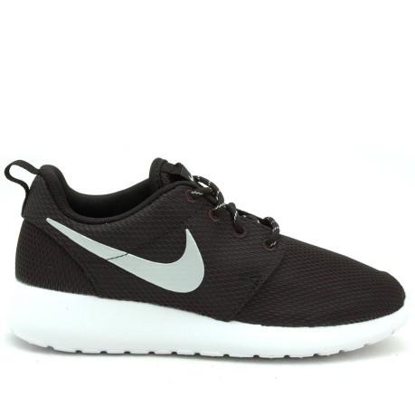 hot sale online 15631 267f9 Shoes women Roshe run black grey