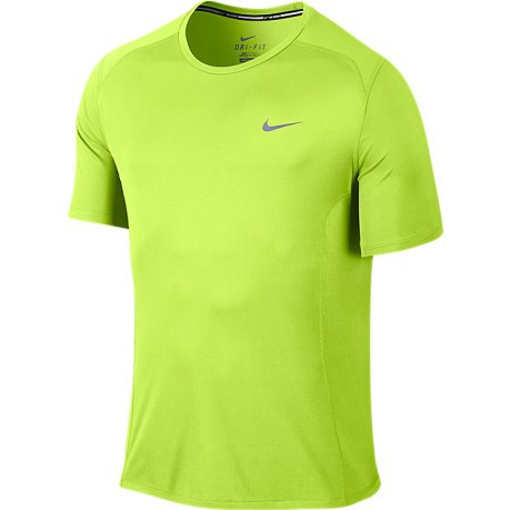 T-Shirt Uomo Miler SS UV(team) verde