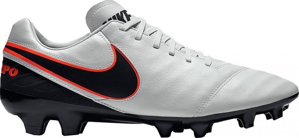 0836acb0d75d0 Zapatos de fútbol Nike Tiempo Mystic V FG colore gris - Nike - SportIT.com