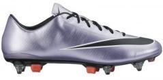 Scarpe Calcio Mercurial Veloce II SG-Pro grigio