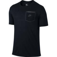 T-Shirt Uomo Reflective nero