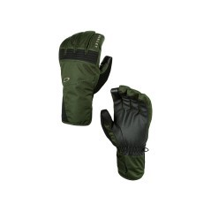 Gloves mens the RoundHouse Short green