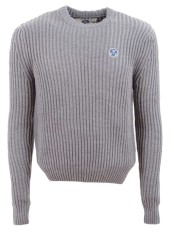 Sweater Man Grant 022 LambsWool blue