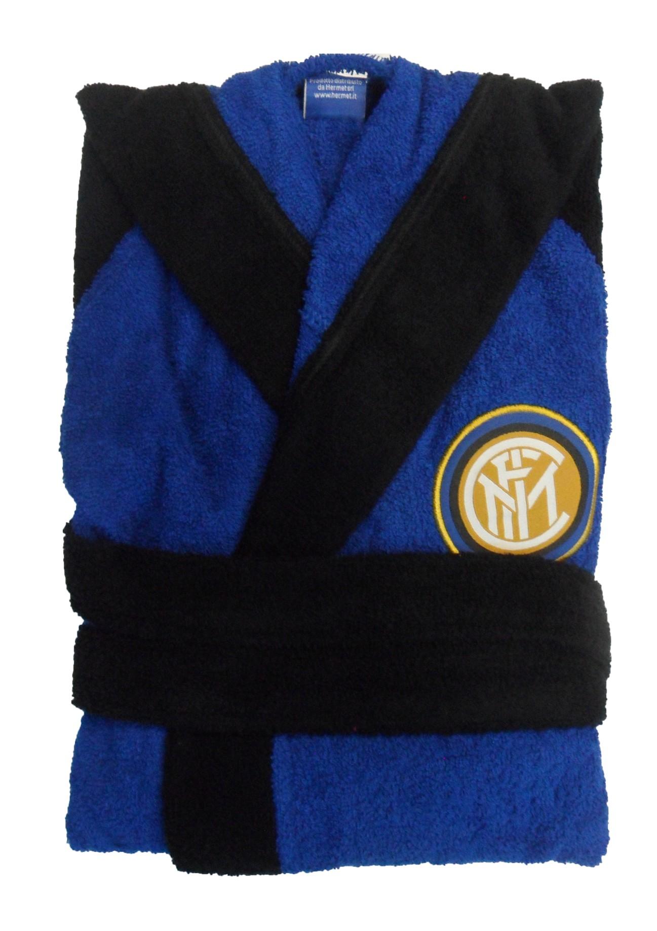 Accappatoio Spugna Inter
