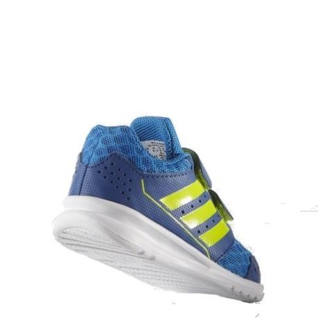 Shoes Child Sport 2.0 colore Blue Green - Adidas - SportIT.com 36b0b917dfa