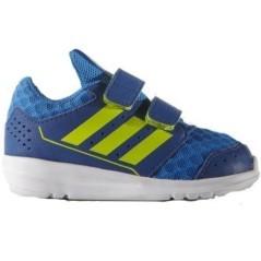 Scarpe Bambino Sport 2.0 blu verde