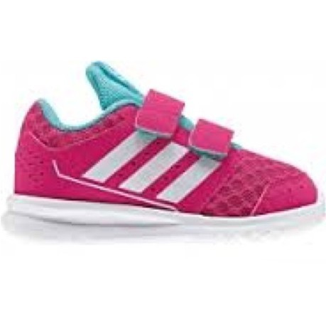 Shoes Child Sport 2.0 colore Pink White - Adidas - SportIT.com 147672c5be0