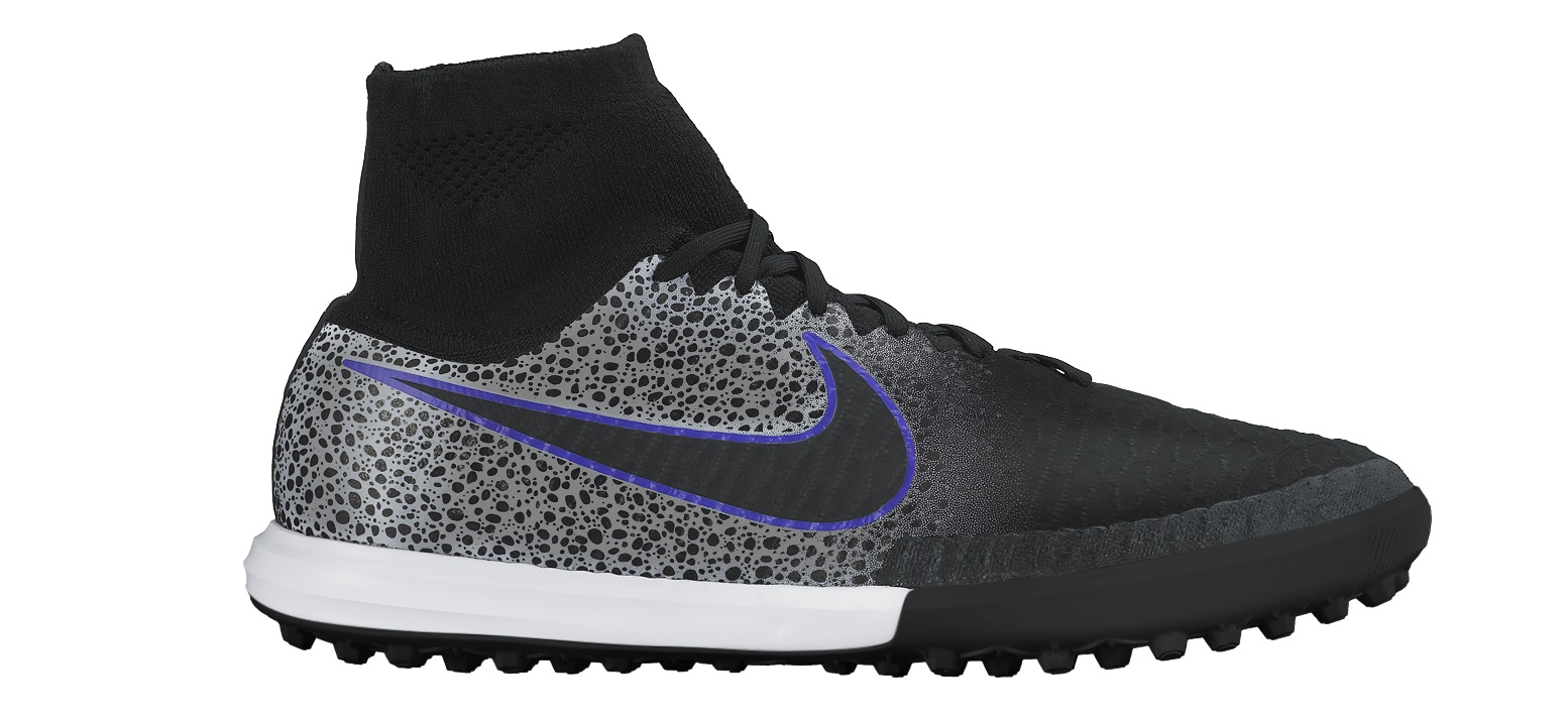 9ae02defe2a3 Shoes Soccer Nike MagistaX Proximo TF colore Black Grey - Nike - SportIT.com