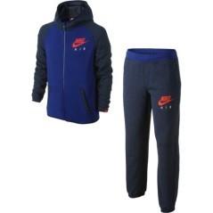 Tuta Ragazzo Track Suit Air blu