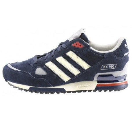 newest 310a9 beced Shoes and the city for men s Adidas ZX 750 nubuck