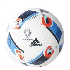 Pallone Replica Euro 16 Top X bianco blu