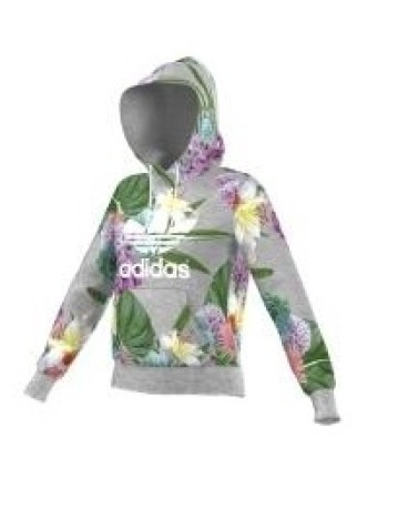 afc6457044 Sweatshirt Woman Trifoil Logo Hoodie