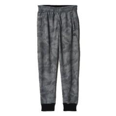 Pantalone tuta ragazzo grigio nero