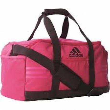 452e97b198 Borsone Donna 3S Performance Team Bag S colore Rosa Nero - Adidas ...