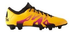 Scarpe Calcio Uomo X 15.1 FG/AG arancio 1