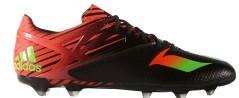 Scarpe Messi 15.2 nero rosso