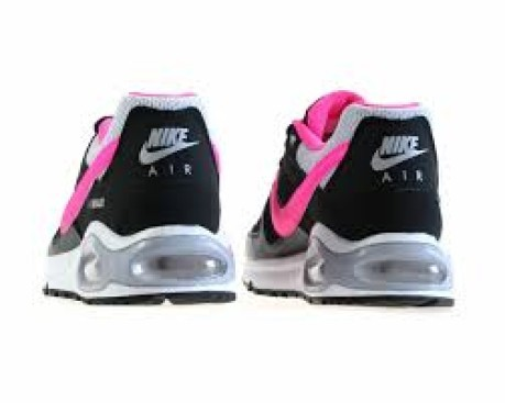 Nike Air Max Command W Scarpa nero rosa
