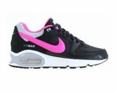 Scarpe Ragazza Nike Air Max Command GS nero rosa