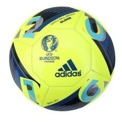 Pallone Euro 16 Glider giallo blu