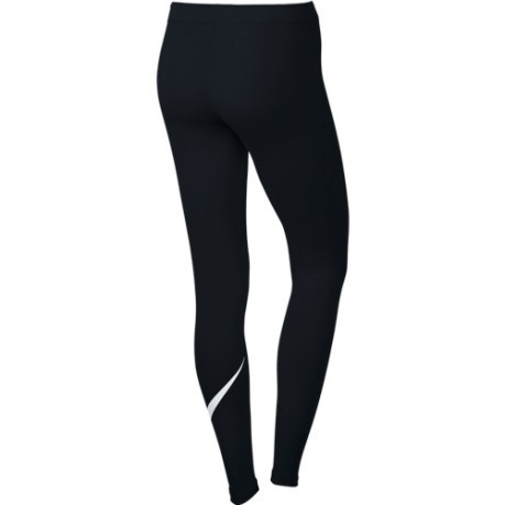Leggins Club Logo 2 nero