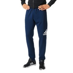 Pantalone Uomo Logo blu