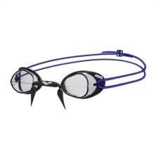 Occhialini Piscina Swedix bianco blu
